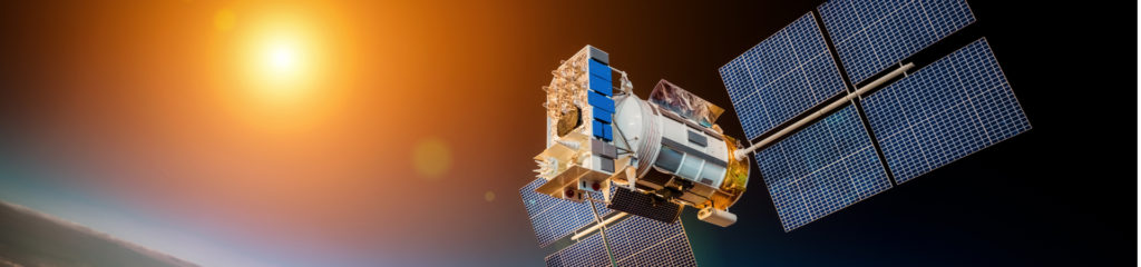 internet coming from a starlink satellite